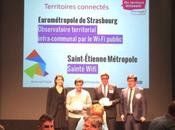Saint-Étienne obtient label d'or territoires innovants