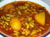 "Flageolet boeuf sauce""loubia grini"""