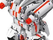 Xiaomi Mitu Block Robot Builder: concurrent Lego Mindstorm