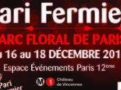 2ème Noël Pari Fermier Parc Floral Paris jusqu'au décembre 2016