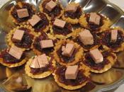 Amuse bouche confit d'oignons/foie gras