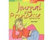 Cabot Journal d'une Princesse, tome