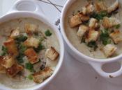 cassolettes d'escargots/champignons crème