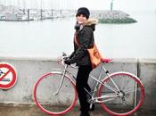 Vélos dans brouillard Sumussa fillarointia