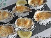 Huîtres chaudes charentaise