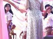 Thaïlande, concours d'écoliers Miss Beauty Queen 2016
