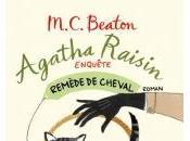 Agatha Raisin Enquête Remède Cheval M.C. Beaton