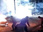 affrontements multiplient Vers hiver noir Kabylie