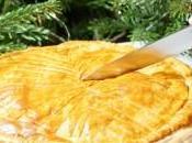 Galette Rois Frangipane Caramel beurre salé