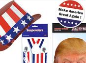 déguisement Donald Trump
