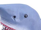 Masque requin latex