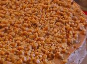 Recette gâteau rois russe chocolat, noix, caramel, pavot (Russie, Ukraine)