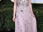 Emma Stone éblouit dans robe embellie Golden Globe Awards