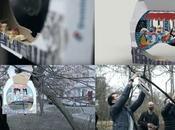 House Crust boîtes pizzas Domino's transformées mangeoire pour oiseaux