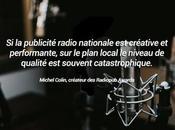 Interview Michel Colin, créateur Radiopub Awards