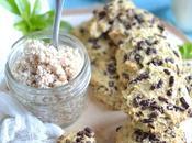 Cookies chocolat amande souchet Tuto comment faire lait végétal utiliser l'okara