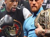 combat Mayweather/McGregor prend plus d'ampleur