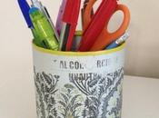 Tuto pots crayons réaliser famille