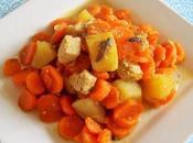Cocotte carottes pommes terre saveur champignon (L'Art d'accommoder restes)