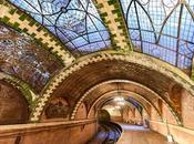station métro abandonnée magique york