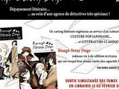 trailer pour manga Bungô Stray Dogs