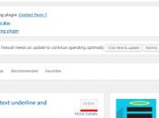 bouton souligné justifié disparu dans WordPress 4.7… comment remettre
