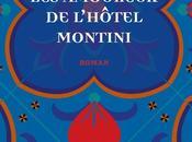 amoureux l'hôtel Montini, Mark Lamprell