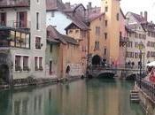 Annecy, jolie Venise Alpes