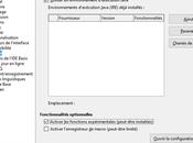[LibreOffice 5.3] Comment activer désactiver rubans style Office
