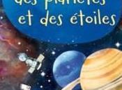 Aujourd'hui c'est mercredi livre planètes étoiles
