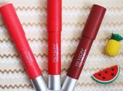 avis crayons lèvres ColorBurst Matte Revlon