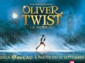 Oliver Twist, comédie musicale Salle Gaveau