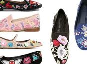 Tendance slippers brodées