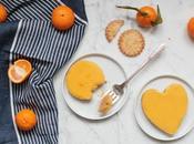 Tartelettes faciles mandarine pour Saint-Valentin