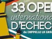 Open d'échecs Cappelle 2017
