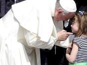 enfant bientôt aveugle rencontrer pape