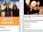 Facebook Jobs: employeurs peuvent publier offres d'emploi