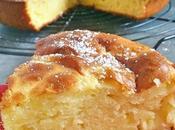Gâteau Moelleux Mascarpone, pommes