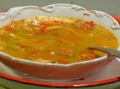 Soupe facile haricots blancs chorizo