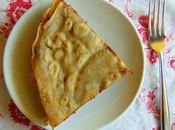 Gâteau crêpes tartinade chocolat oléagineux