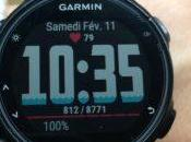 Test Garmin Forerunner 735XT triathlon technique