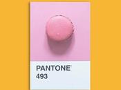 Correspondances sucrées couleurs Pantone
