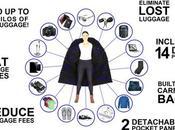 quoi ressembleriez-vous avec manteau valise dos?