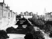 Munich 1864: Maximilianstrasse temps Louis Bavière