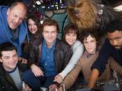 STAR WARS STORY Début tournage nouveau film centré Solo