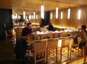 Matsuri, restaurant japonais comptoir tournant