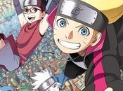 L'animé Boruto: Naruto Next Generations dévoile staff