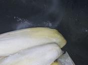 Andive braisé sauce jambon