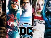 MOVIE Batman, Flash, Steel Suicide Squad 2... Tous films Comics préparation