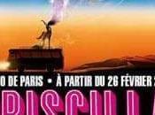 Première comédie musicale Priscilla, reine désert Casino Paris